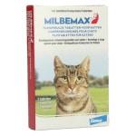 Milbemax kat (2-8 KG 2 TBL)
