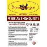 Budget premium dogfood fresh lamb high quality (14 KG)