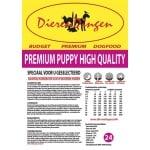 Budget premium puppy high quality (7 KG)
