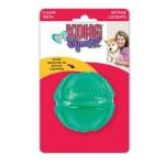 Kong squeezz dental bal mintgroen (7,5X7,5X7,5 CM)