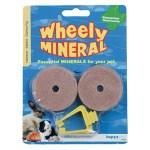Happy pet wheely mineraal (5X5X2 CM)