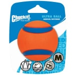 Chuckit ultra bal (MEDIUM 6 CM)