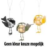 Best for birds vetbolhouder vogel assorti (7,5X7,5X14,5 CM)