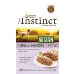 True instinct mini turkey pate grain free pouch (8X150 GR)