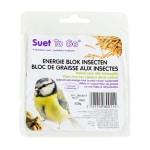 Suet to go energie blok insecten (10X10 CM 320 GR)