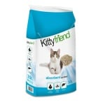 Kitty friend absorbents kattenbakvulling (30 LTR)