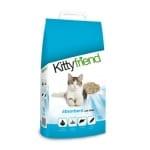 Kitty friend absorbents kattenbakvulling (10 LTR)