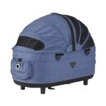 Airbuggy reismand hondenbuggy dome2 m cot earth blauw (67X33X51 CM)