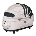 Airbuggy reismand hondenbuggy dome2 m cot sand beige (67X33X51 CM)