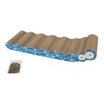 Coockoo krabplank wobby karton (56X18X10 CM)