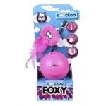 Coocky foxy magic ball roze