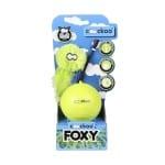 Coocky foxy magic ball lime