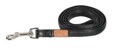 Zolux hondenriem imao piccadilly zwart (120X2,5 CM)