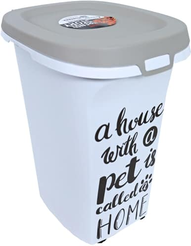 Moderna voercontainer trendy story pet wisdom (20 LTR)