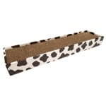 Croci krabplank homedecor dierenprint koe (48X12,5X5 CM)