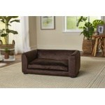 Enchanted hondenmand / sofa cookie bruin (67,5X40,5X25,5 CM)