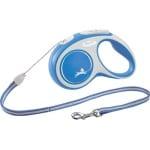 Flexi rollijn new comfort cord blauw (S 5 MTR)