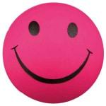 Trixie smileybal drijvend schuimrubber assorti (6 CM)
