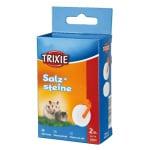 Trixie zoutliksteen met houder (2 ST 54 GR)