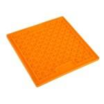 Lickimat buddy oranje (20X20 CM)