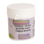 World of herbs fytotherapie fistels / anale kloven zalf (50 GR)