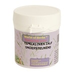 World of herbs fytotherapie tepelkloven zalf (50 ML)