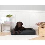 Bia bed hondenmand square zwart (BIA-100 120X100X15 CM)