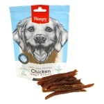 Wanpy soft oven-roasted chicken jerky strips (100 GR)