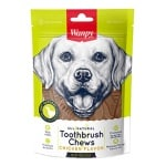 Wanpy toothbrush chews chicken flavor (100 GR)