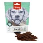 Wanpy soft oven-roasted lamb jerky slices (100 GR)