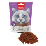 Wanpy soft oven-roasted duck jerky strips (80 GR)