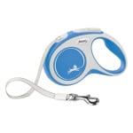 Flexi rollijn new comfort tape blauw (S 5 MTR)