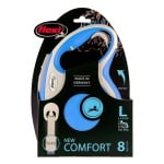 Flexi rollijn new comfort tape blauw (L 8 MTR)