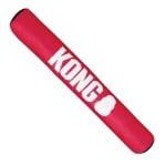 Kong signature stick rood / zwart (32X5X5 CM)