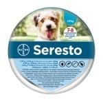Seresto teken- en vlooienband kleine hond (TOT 8 KG 38 CM)