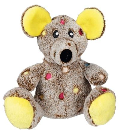 Trixie pluche muis met geluid (17 CM)