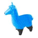 Martin sellier latex lama fluoriserend blauw (14 CM)