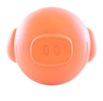 Martin sellier latex bal varken oranje (10X10X10 CM)