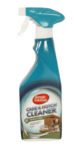 Simple solution cage & hutch cleaner (500 ML)