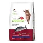 Natural trainer cat adult tuna (3 KG)