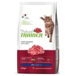 Natural trainer cat adult beef (1,5 KG)