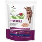 Natural trainer cat sterilised white meat (300 GR)