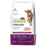 Natural trainer cat sterilised white meat (1,5 KG)