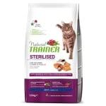 Natural trainer cat sterilised salmon (1,5 KG)