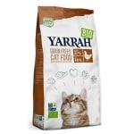 Yarrah cat adult graanvrij kip / vis (6 KG)