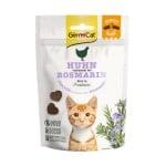 Gimcat crunchy snack kip met rozemarijn (50 GR)