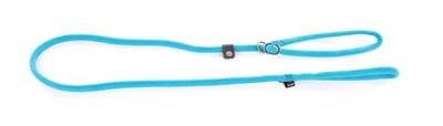 Retrieverlijn nylon rond turquoise (13 MMX180 CM)