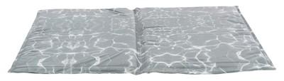 Trixie koelmat soft grijs (65X50 CM)