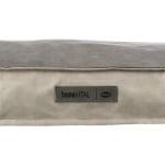Trixie vital kussen calito hoekig beige / grijs (70X50 CM)