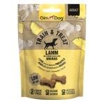 Gimdog train & treat lam / ananas (125 GR)